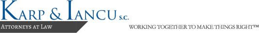 Karp & Iancu S.C. Attorneys at Law logo